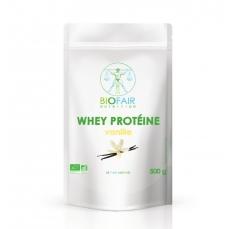 Whey protéine - Vanille