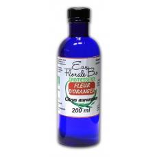 Hydrolat'ou eau florale ) de Fleurs d'Oranger ou Néroli BIO 200 ml DROMESSENCE