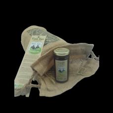 Foin 300g avec recette et confit de foin