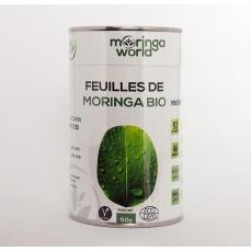 Feuilles de Moringa Bio et Pures pour infusion
