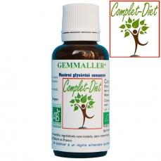 Gemmaller - complexe de macérâts de Gemmothérapie contre les allergies
