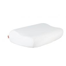 Housse pour oreiller ergonomique Blanche