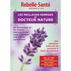 """Hors Série N° 18 """"Les Meilleurs Remèdes du Docteur Nature"""""""