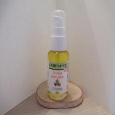 """Huile de massage BIO """"jambes légères"""" aux huiles essentielles"""