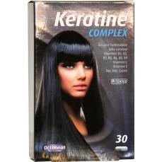 Kératine Complex - Orthonat - 30 gélules