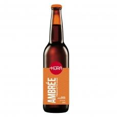 Bière Ambrée Bio Umami 75cl