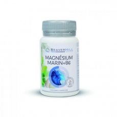 MAGNÉSIUM MARIN + B6 - 60 gélules / 30 jours
