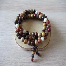 Collier ou bracelet Mala 108 perles