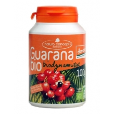 Guarana biodynamique - poudre - 100g
