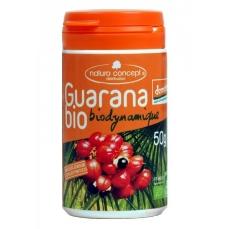 Guarana biodynamique - poudre - 50g
