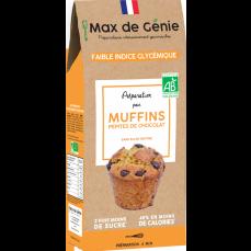 Préparation pour muffins aux pépites de chocolat