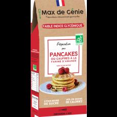Préparation pour pancakes à la farine d'amande