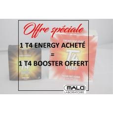 Offre DECOUVERTE - T4 ENERGY + T4 BOOSTER