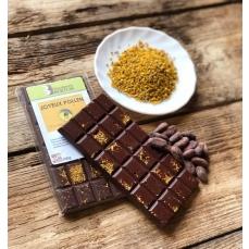 Chocolat noir Bio JOYEUX POLLLEN