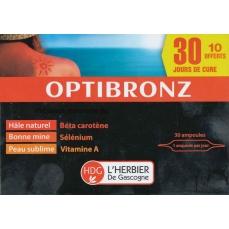 Optibronz - Herbier de Gascogne - 20 ampoules