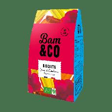 Biscuits Épices et Cranberries