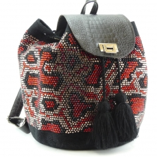 Mochila Wayuu Python