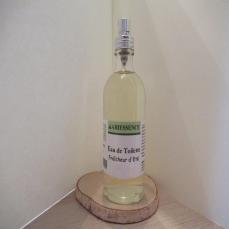 Eau de toilette Fraicheur d'été aux huiles essentielles BIO