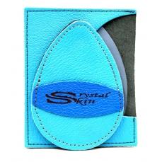 Gant d'exfoliation et d'épilation Bleu turquoise/bleu Electrique