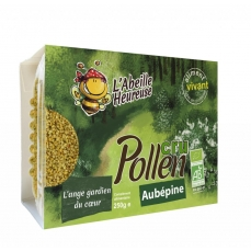 Pollen cru Aubépine Bio 250g