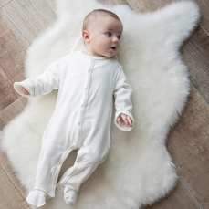 Pyjama Velours coton bio