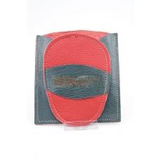 Gant d'exfoliation et d'épilation Rouge/Gris
