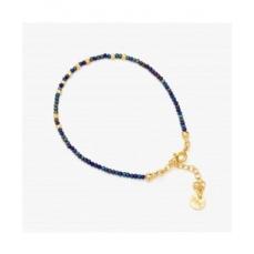 Bracelet en spinelle et vermeil