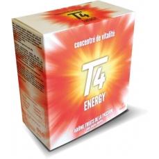 Complément alimentaire T4 ENERGY, cure de tonus, dynamisme et vitalité