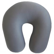 Tour de cou confort microbilles Gris