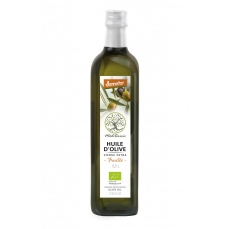 Huile d'olive bio demeter Mediterroir 0.5L