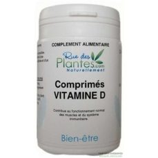 Vitamine D3 120 comprimés