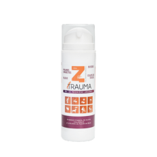 Z- Trauma - gel de premiere urgence BIO  - Airless 150 ml - Mint-e labs