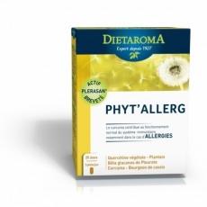 Phyt'Allerg - 40 Gélules -  DIETAROMA