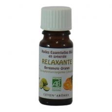 Synergie Relaxante - mélange huiles  essentielles bio - 10ml - Ceven'Arômes