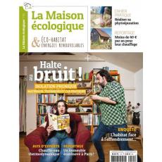 couverture n°115 La Maison écologique