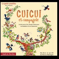 livre-CD cuicui et compagnie