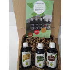 Box ETE, Le coffret d'huiles végétales BIO indispensables pour votre trousse de beauté estivale