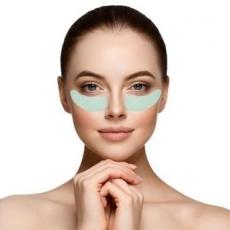 Masque Konjac Contour des Yeux à l'Aloe Vera réutilisable