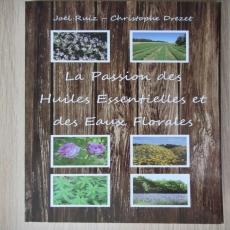 Livre huiles essentielles et végétales