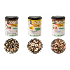 Assortiment de 3 mueslis croustillants - 3 x 350 g