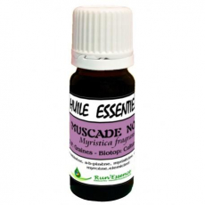 huile essentielle muscade myristica fragrans run'essence