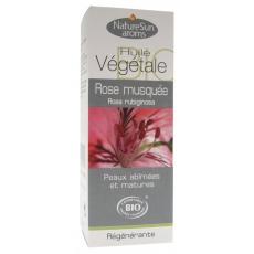 Rose musquée Bio -50 ml- Huile végétale.