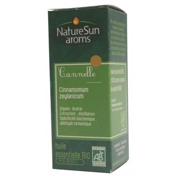 CANNELLE - Cinnamomum zeylanicum écorce - 10 ml-