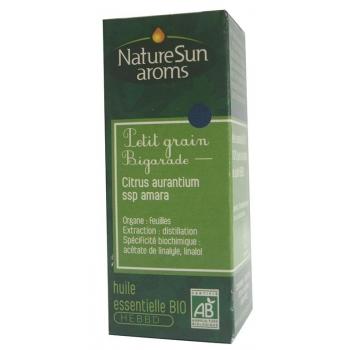 PETIT GRAIN BIGARADE  (feuilles) - Citrus aurantium ssp amara -10 ml-