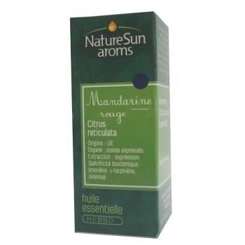 MANDARINE ROUGE - Citrus reticulata   -10 ml -