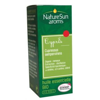 Cyprès huile essentielle bio 10 ml