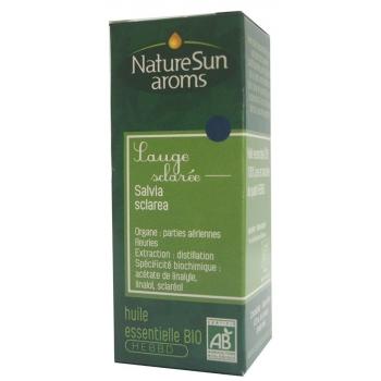 SAUGE SCLAREE - Salvia sclarea -10 ml-