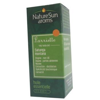 Sarriette vivace - huile essentielle bio - 10 ml