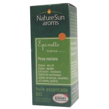 Epinette noire - huile essentielle bio - 10 ml
