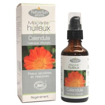 Calendula - huile végétale - 50 ml - Macérat huileux